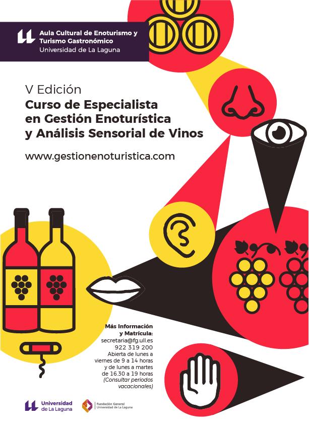 La Universidad de La Laguna refuerza su formación en vinos