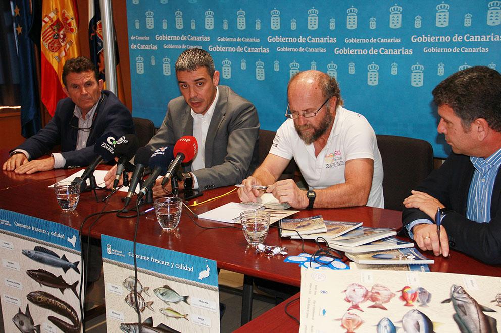 El Gobierno de Canarias desarrolla una campaña para promocionar el pescado canario