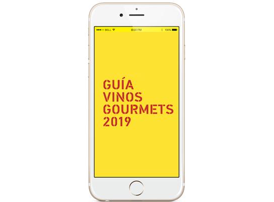 Nueva app de vinos del Grupo Gourmets