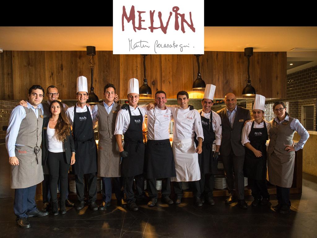 Melvin by Martín Berasategui, entre los 100 mejores restaurantes de España según El Tenedor