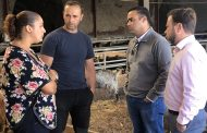 La Candilera madurado ahumado de leche cruda de cabra, primer premio de su categoría el I Concurso Nacional Maestro Quesero de Córdoba