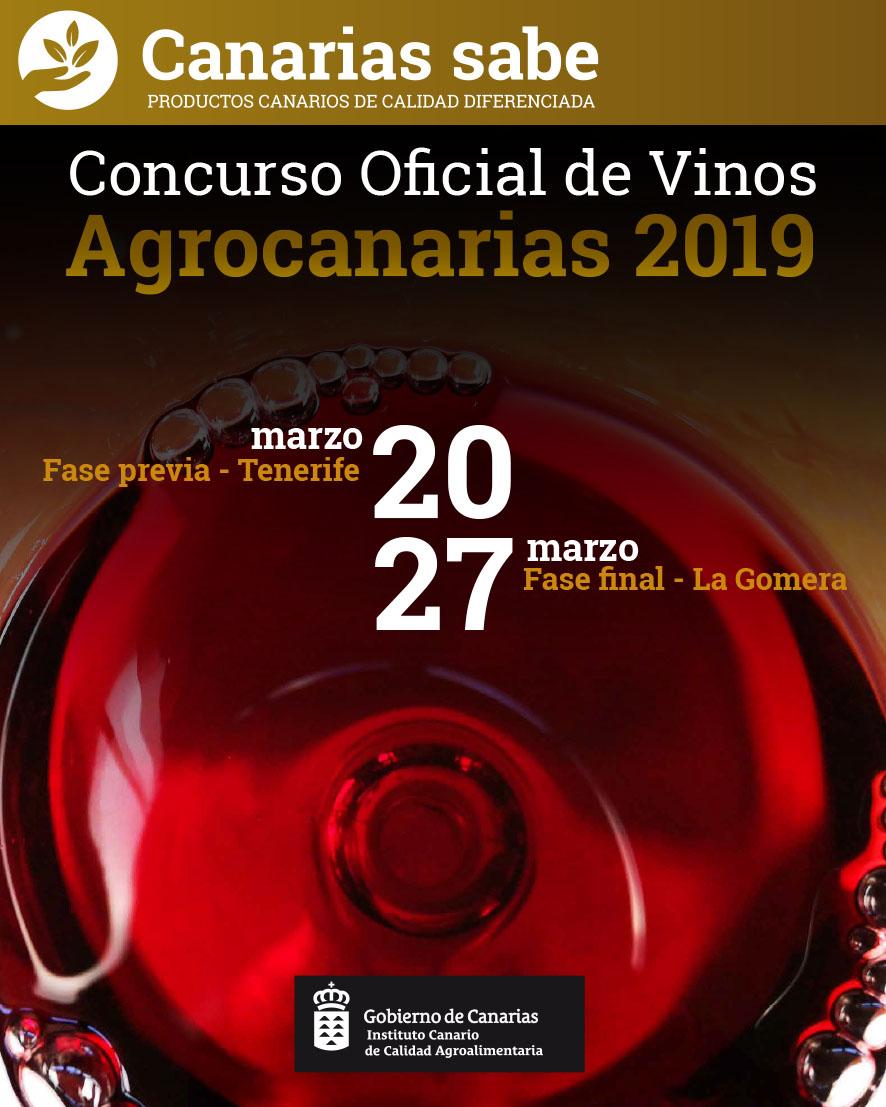 Un total de 173 vinos compiten desde mañana por ser declarado el mejor de Canarias en 2019