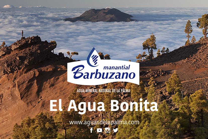 "Agua Manantial Barbuzano, ""El agua bonita"""