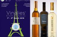 La 25ª edición de Vinalies Internationales deja tres nuevas medallas para los vinos de Lanzarote