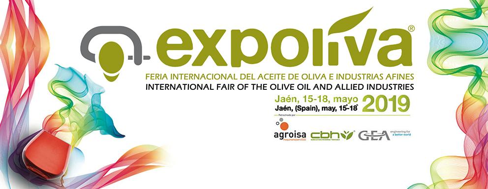 Expoliva, feria mundial del aceite de oliva.