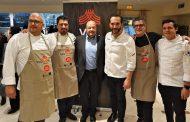 Éxito de convocatoria de la Consejería de Agricultura, Ganadería, Pesca y Aguas del Gobierno de Canarias en la presentación la Nueva Cocina Canaria, sus quesos y sus vinos en Madrid