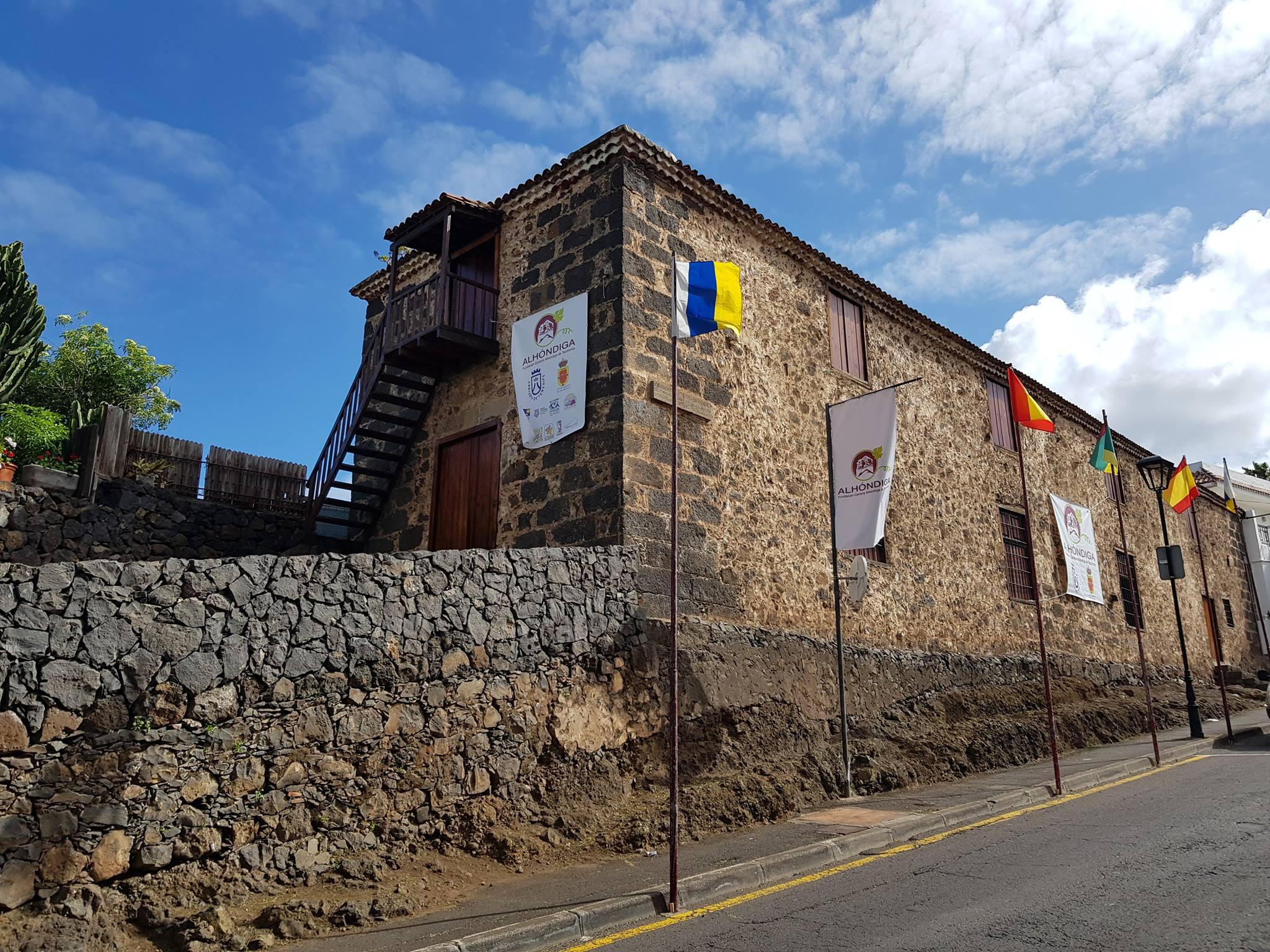 El próximo sábado 11 de mayo de 2019, se entregarán los Premios del XXXII Concurso Regional de vinos Alhóndiga 2019