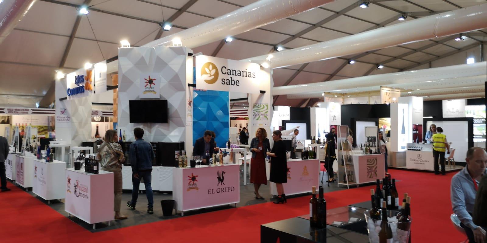 Canarias pone en valor la singularidad de sus vinos en FENAVIN 2019