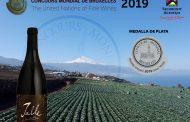 Reconocimiento internacional para Jable, un vino de Bodegas Guayonge