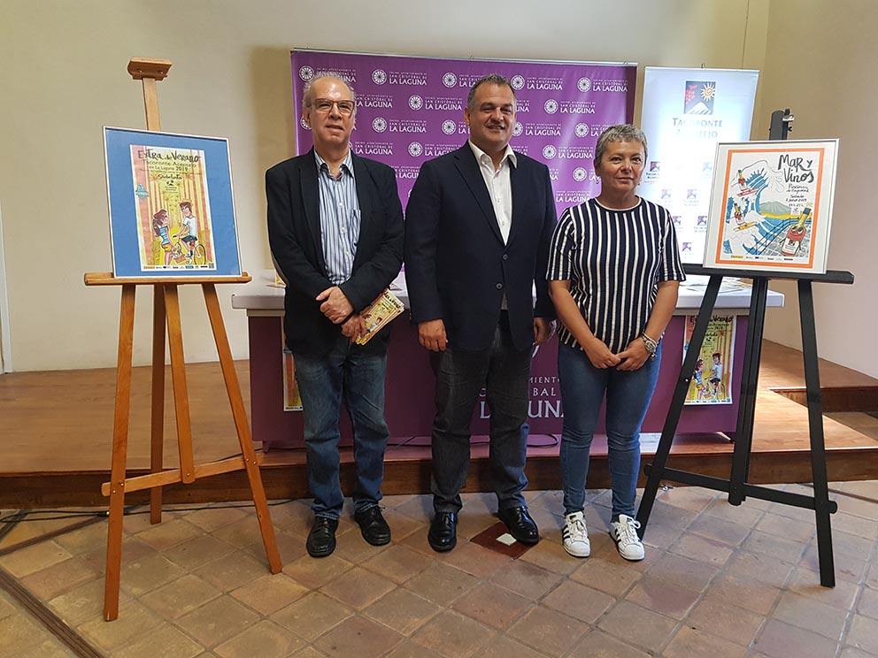 Extra de Verano Tacoronte-Acentejo en La Laguna 2019