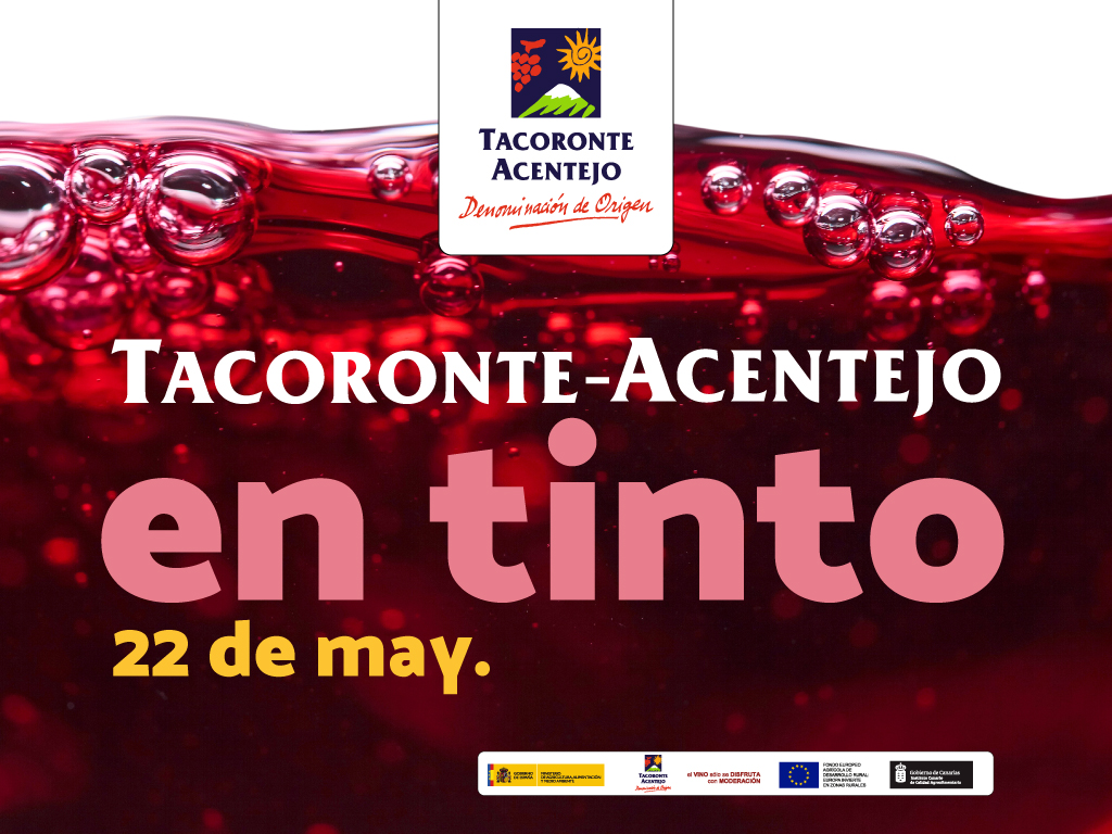 Aula Formativa 2019: TACORONTE-ACENTEJO en Tinto