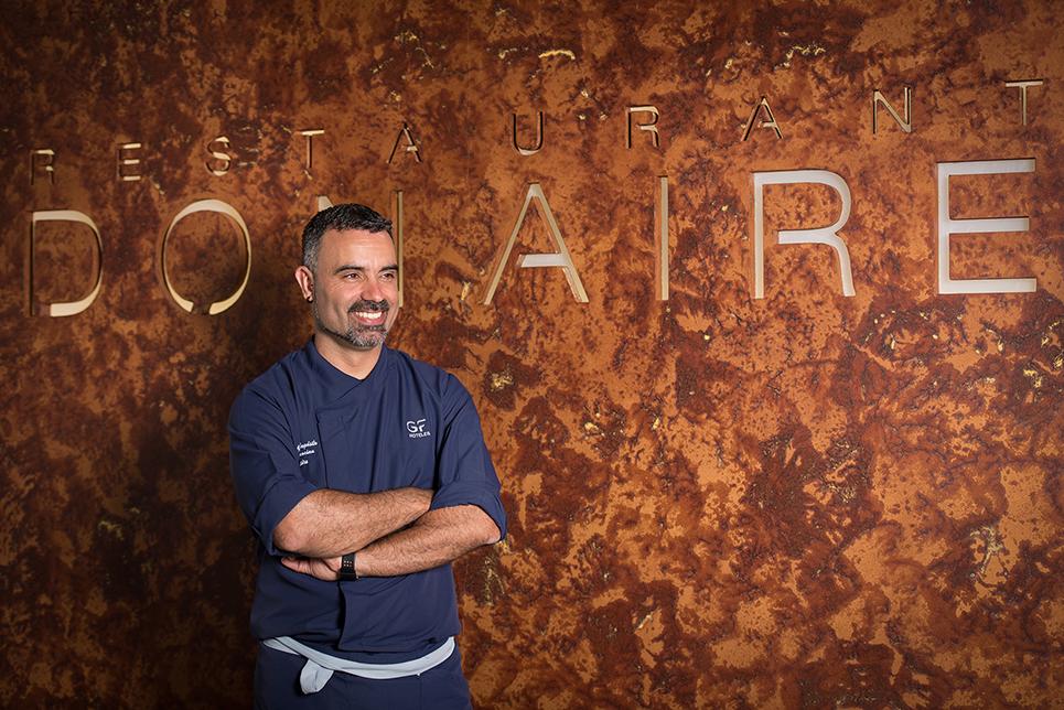 Donaire presenta 'Canarias BrotherFood' con una jam session top, el viernes 14, que hermanará las cocinas y las islas de los chefs Francisco Expósito (Donaire, Tenerife) y Borja Marrero (Texeda, Gran Canaria)
