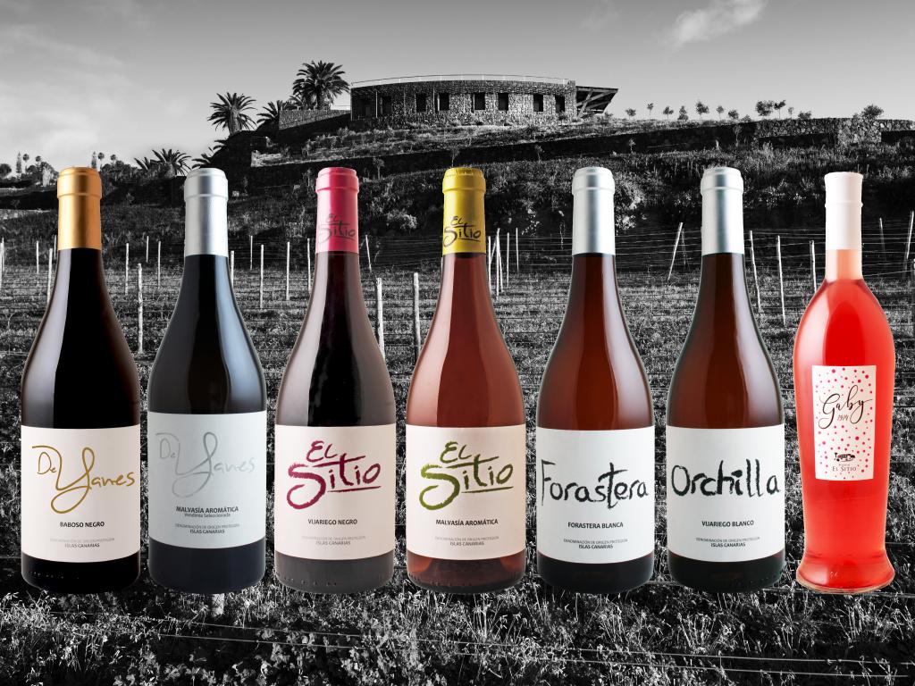 INCABE apuesta por los vinos canarios con la incorporación de Bodegas El Sitio a su catálogo
