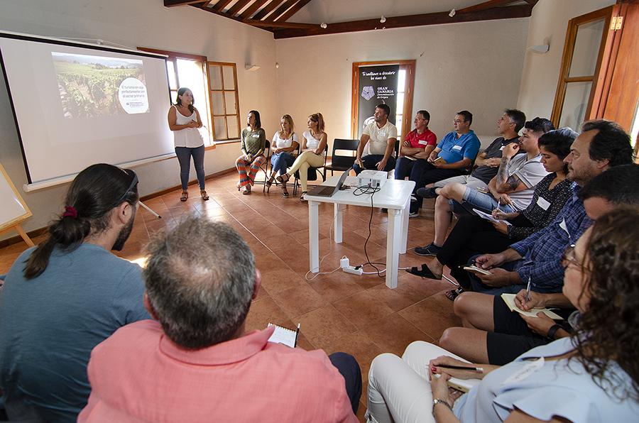 El Consejo Regulador de Vinos de Gran Canaria colabora con la Universidad de La Laguna para mejorar la profesionalización del sector en el turismo enológico