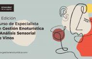 La ULL abre la inscripción al sexto Curso de Especialista en Enoturismo y Análisis Sensorial de Vinos