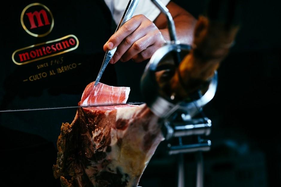 Montesano Extremadura acude a la feria Meat Attraction para exponer ante centenares de compradores extranjeros sus mejores ibéricos