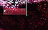 Taller de cata de vinos Monovarietales Tintos de Tenerife