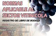 Jornadas -Normativa aplicable al sector vitivinícola- organizada por ASAGA CANARIAS ASAJA