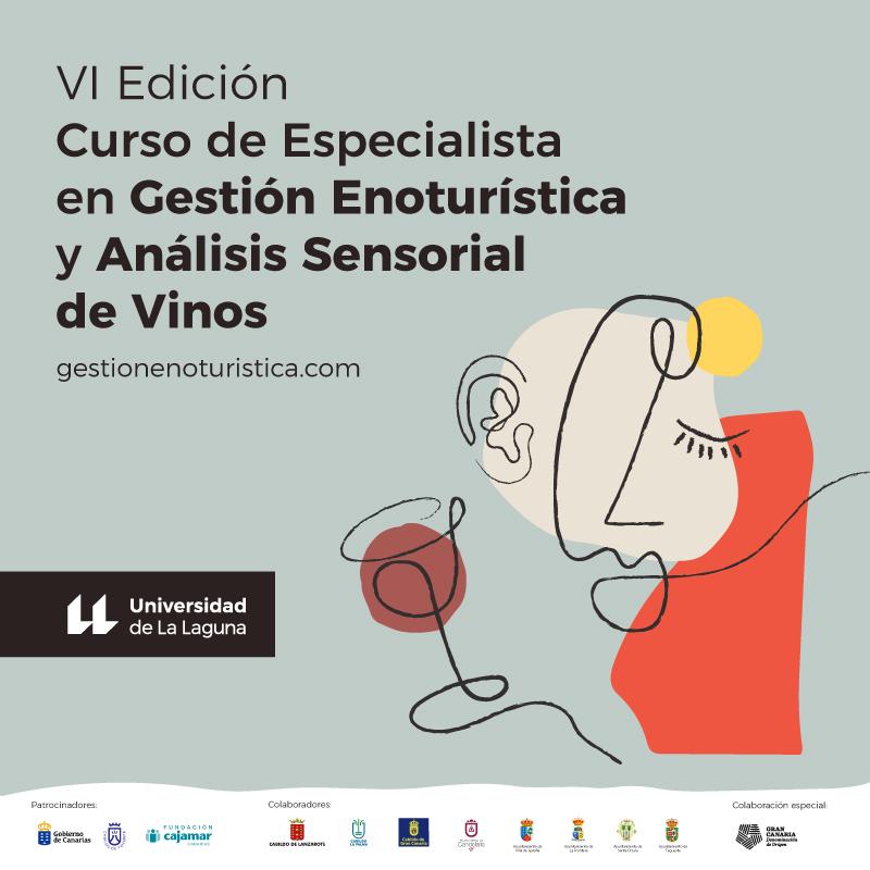 Comienza el sexto Curso de Especialista en Gestión Enoturística y Análisis Sensorial de Vinos de la Universidad de La Laguna