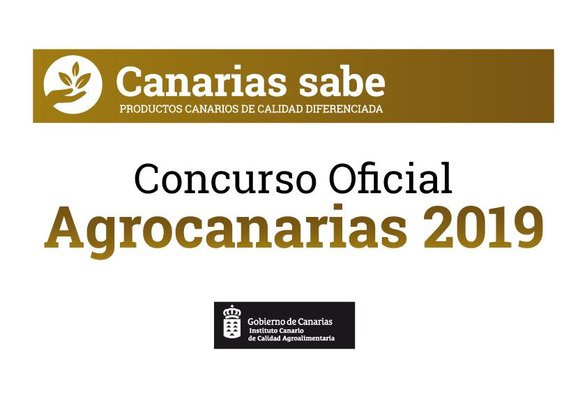 Convocados por el ICCA los concursos Oficiales de Gofio y Sal Marina Agrocanarias 2019, para este mes de octubre.