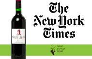 El Tinto tradicional Frotón de Oro en The New York Times