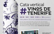 Cata Vertical de Vinos de Tenerife, jueves 28 de noviembre de 2019