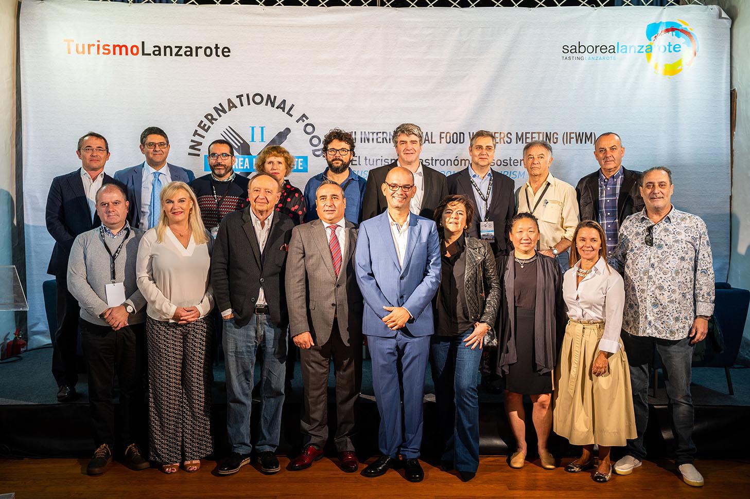 Periodistas gastronómicos de toda Europa asumen el reto de trabajar en pro del impulso del producto y los valores del territorio como vía para favorecer el desarrollo de un turismo gastronómico cada vez más sostenible
