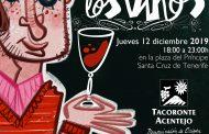 Fiesta del Vino Tacoronte-Acentejo en Santa Cruz de Tenerife