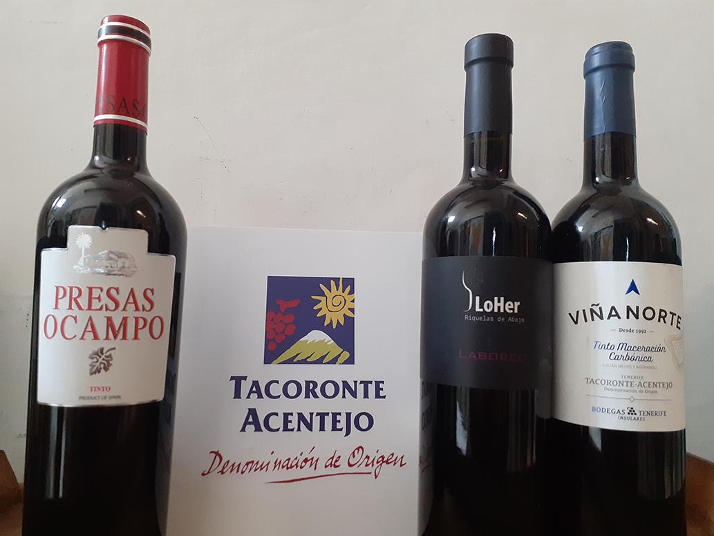 """TACORONTE-ACENTEJO PARTICIPARÁ EN """"BARCELONA WINE WEEK"""""""
