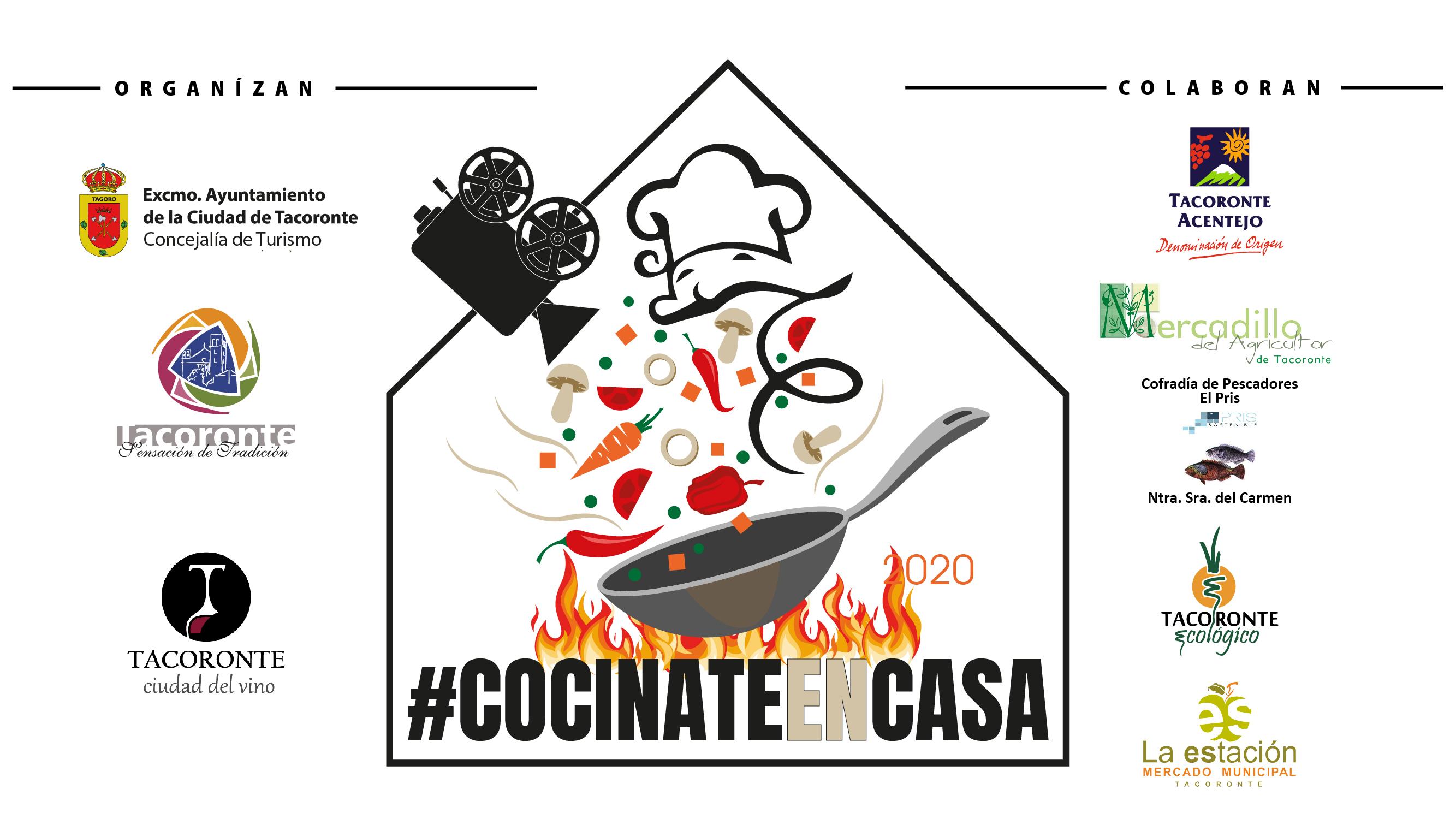 COCÍNATE EN CASA… CON TACORONTE-ACENTEJO