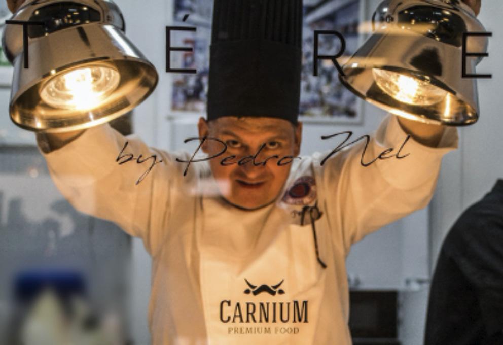 Chef a domicilio: el nuevo servicio del restaurante santacrucero Etéreo by Pedro Nel