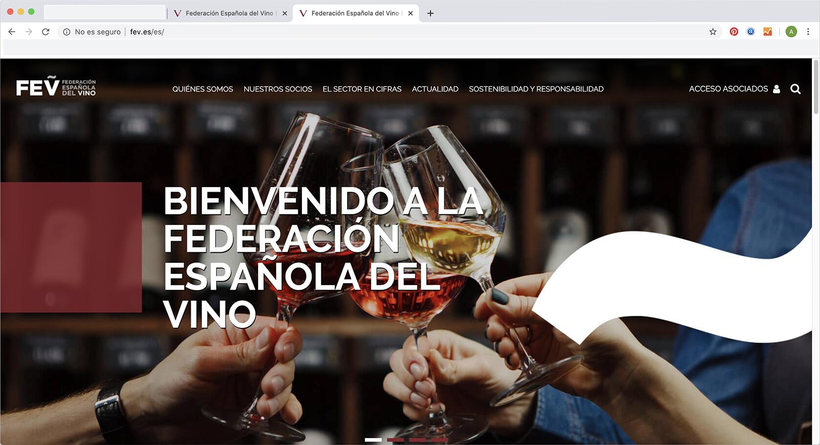 PRESENTACIÓN DE LA MEMORIA 2019 Y SITUACIÓN ACTUAL DEL SECTOR DEL VINO. FEDERACIÓN ESPAÑOLA DEL VINO