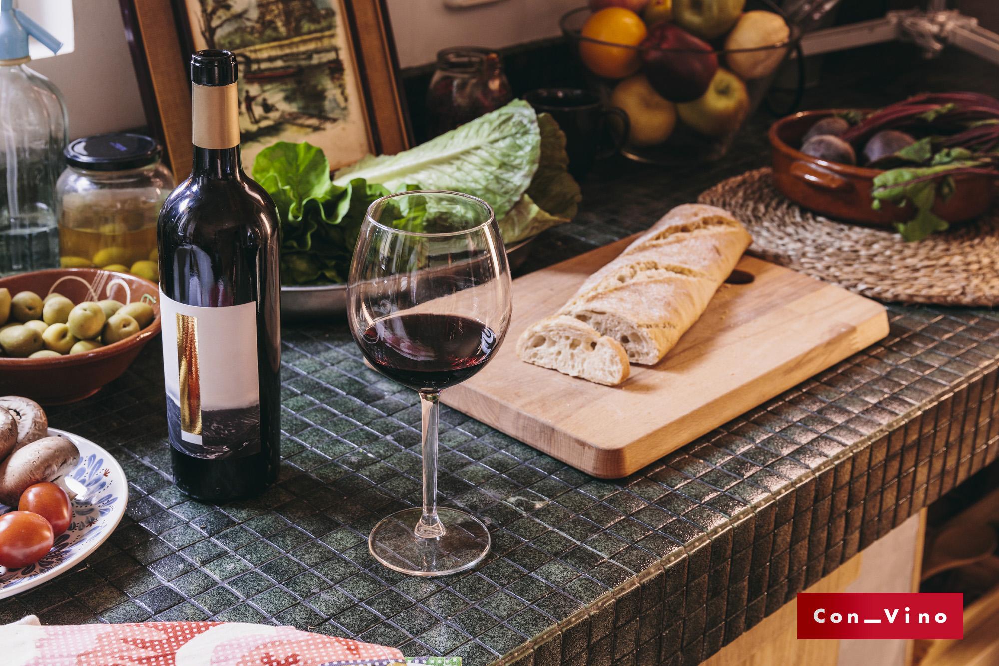El vino, un alimento más de la pirámide nutricional mediterránea