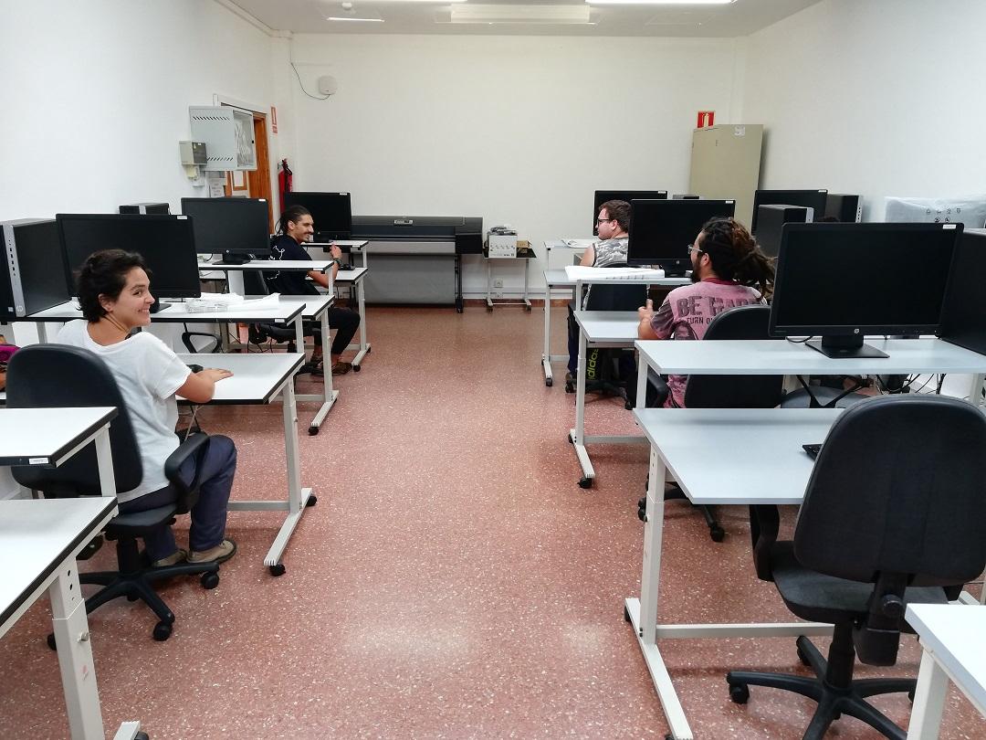Las escuelas agrarias refuerzan su oferta telemática durante el estado de alarma con ocho cursos y más de 400 matriculados