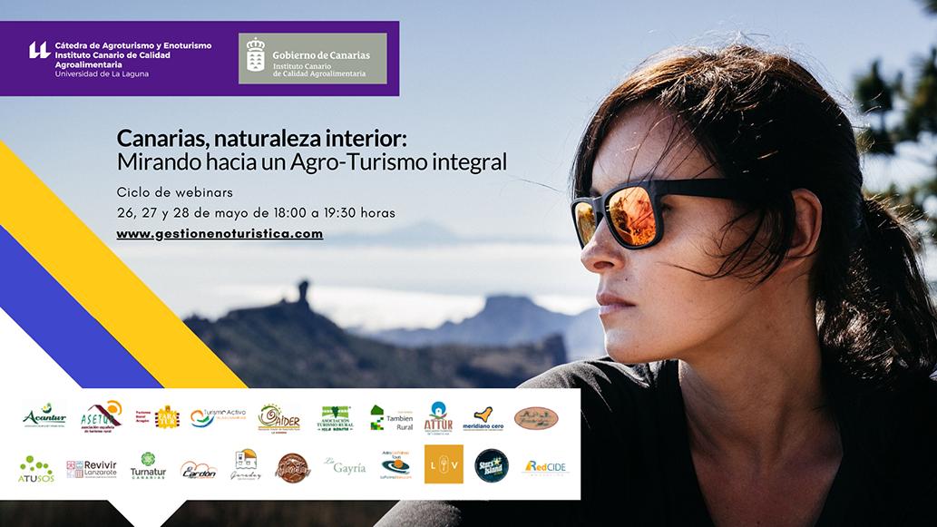 La Universidad de La Laguna analizará el potencial de un nuevo agroturismo en Canarias en un ciclo de webinars