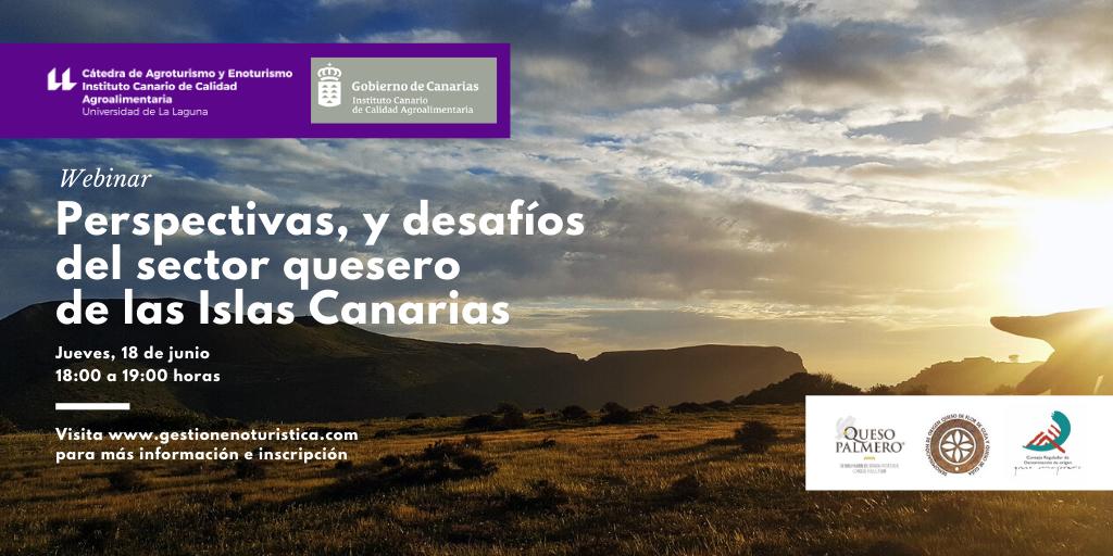 El sector quesero de Canarias a debate en La Universidad de La Laguna