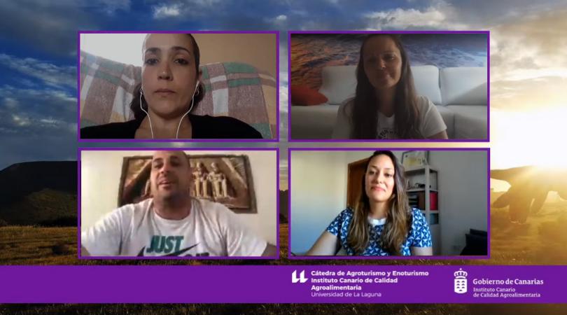 El sector quesero de Canarias reflexiona sobre su presente y futuro en la ULL