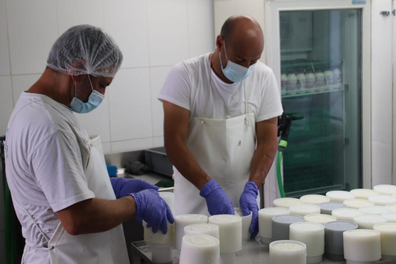 La Consejería abona 2,7 millones a la industria láctea de vaca, cabra y oveja