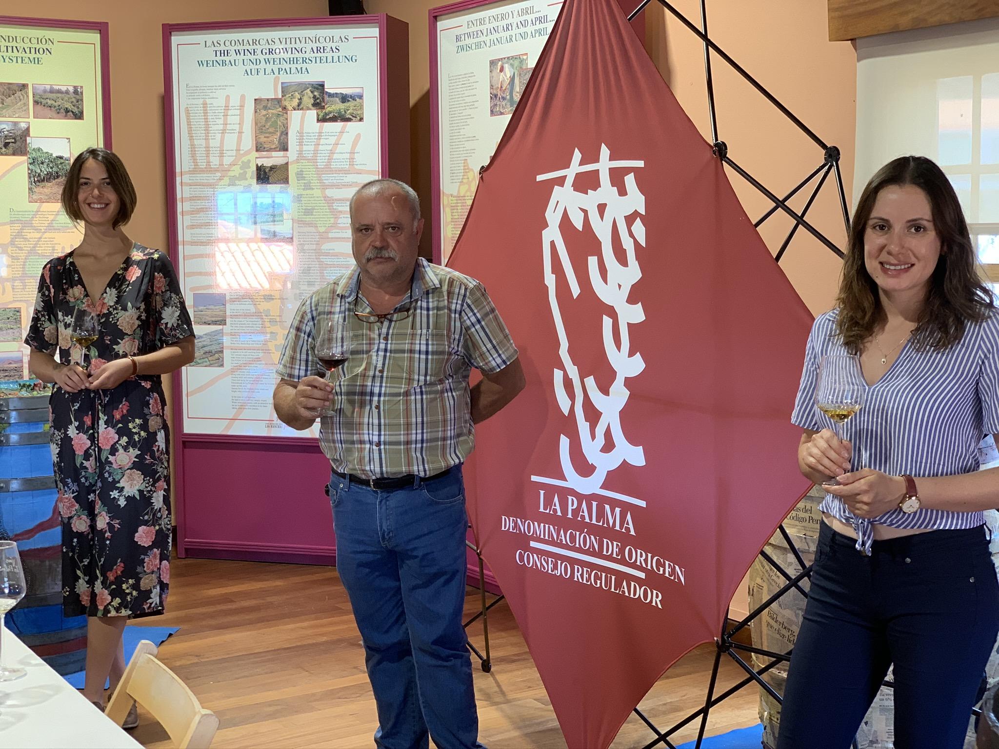 La Palma sorprende por la gran diversidad de vinos