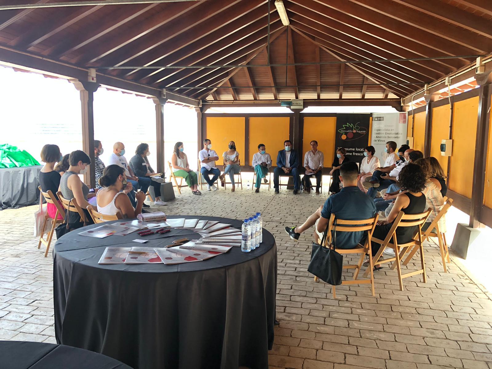La Universidad de La Laguna refuerza su vinculación con el sector del vino