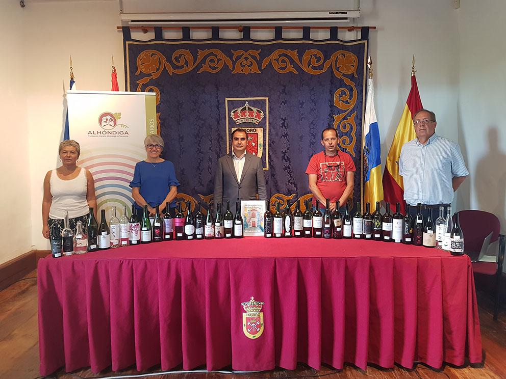 XXXIII Concurso Regional de Vinos Embotellados de Canarias ALHÓNDIGA 2020