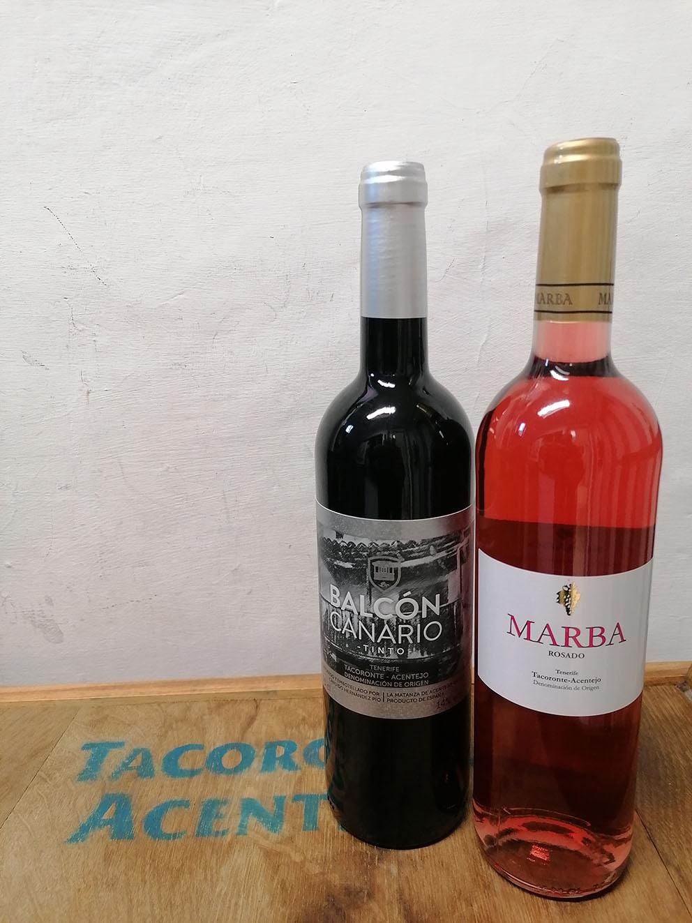 """PREMIOS """"BACO DE ORO"""" PARA BALCÓN CANARIO Y MARBA ROSADO"""