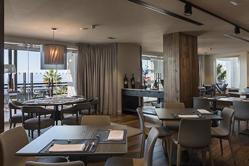 El restaurante Melvin, el primer establecimiento de Martín Berasategui en reabrir en la isla de Tenerife