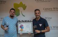 """El Restaurante Mojo Rojo, ganador del XVII Concurso Regional de """"Cartas de Vinos de Canarias"""" para Hostelería, Restauración y Tiendas Especializadas"""