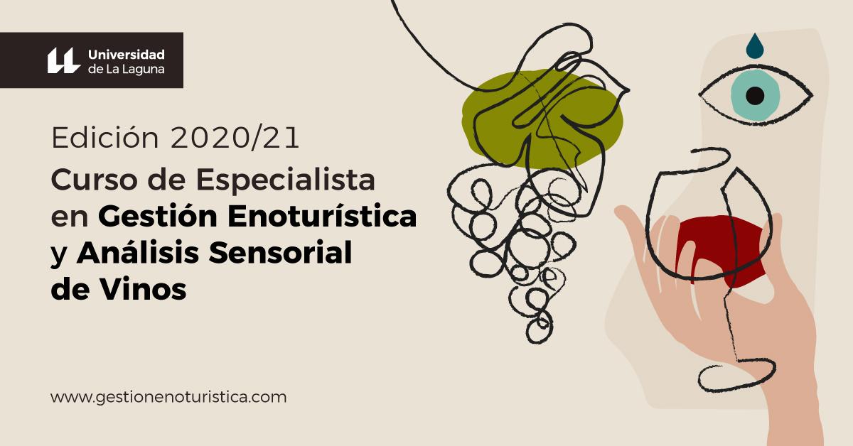 Séptima edición del Curso de Especialista en Gestión Enoturística y Análisis Sensorial de Vinos de la Universidad de La Laguna