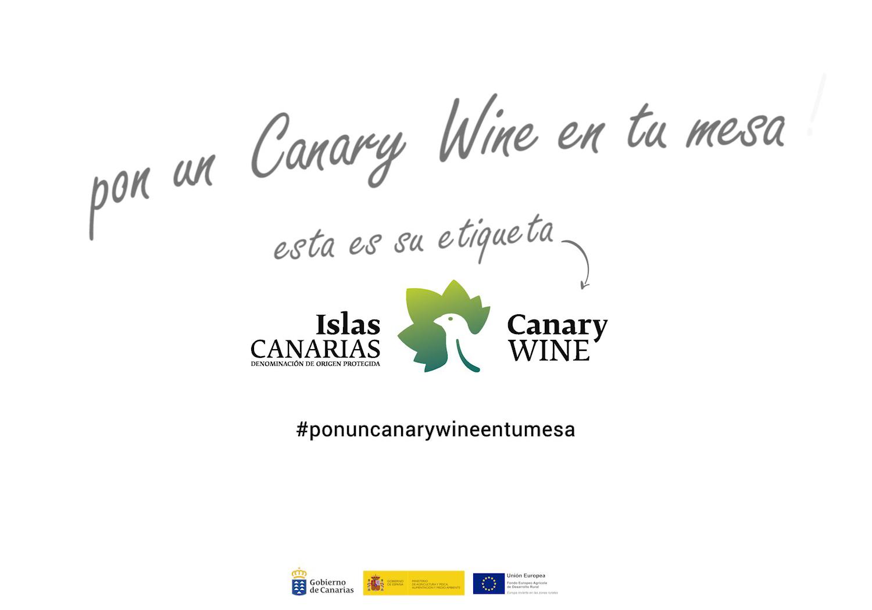 Pon un Canary Wine en tu mesa