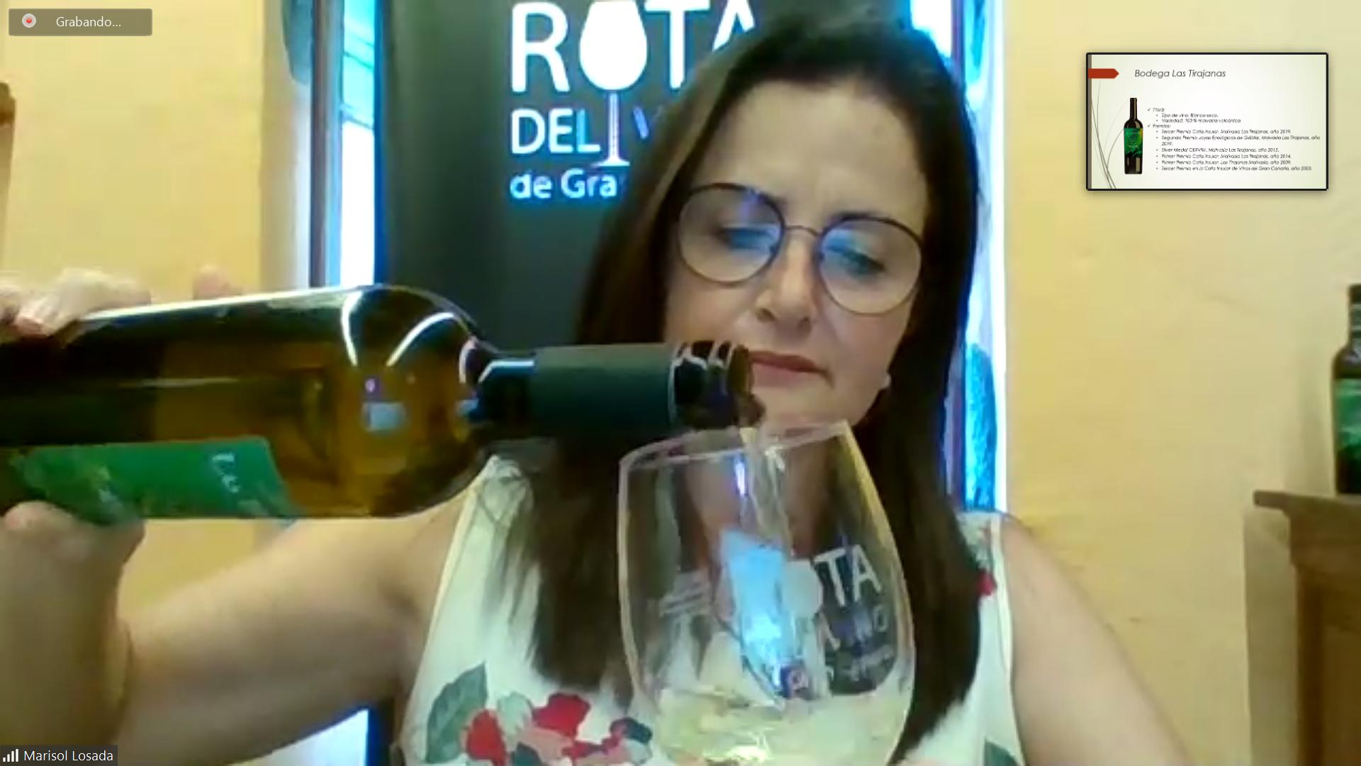 El Comité de Cata de la DO de Gran Canaria forma a los establecimientos de la Ruta del Vino