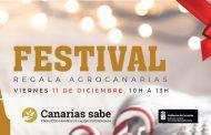 Este año se celebra el Festival ONLINE Regala Agrocanarias.
