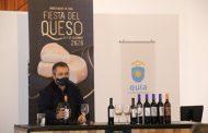 La Fiesta del Queso de Guía incluye todo el encanto del vino de Gran Canaria