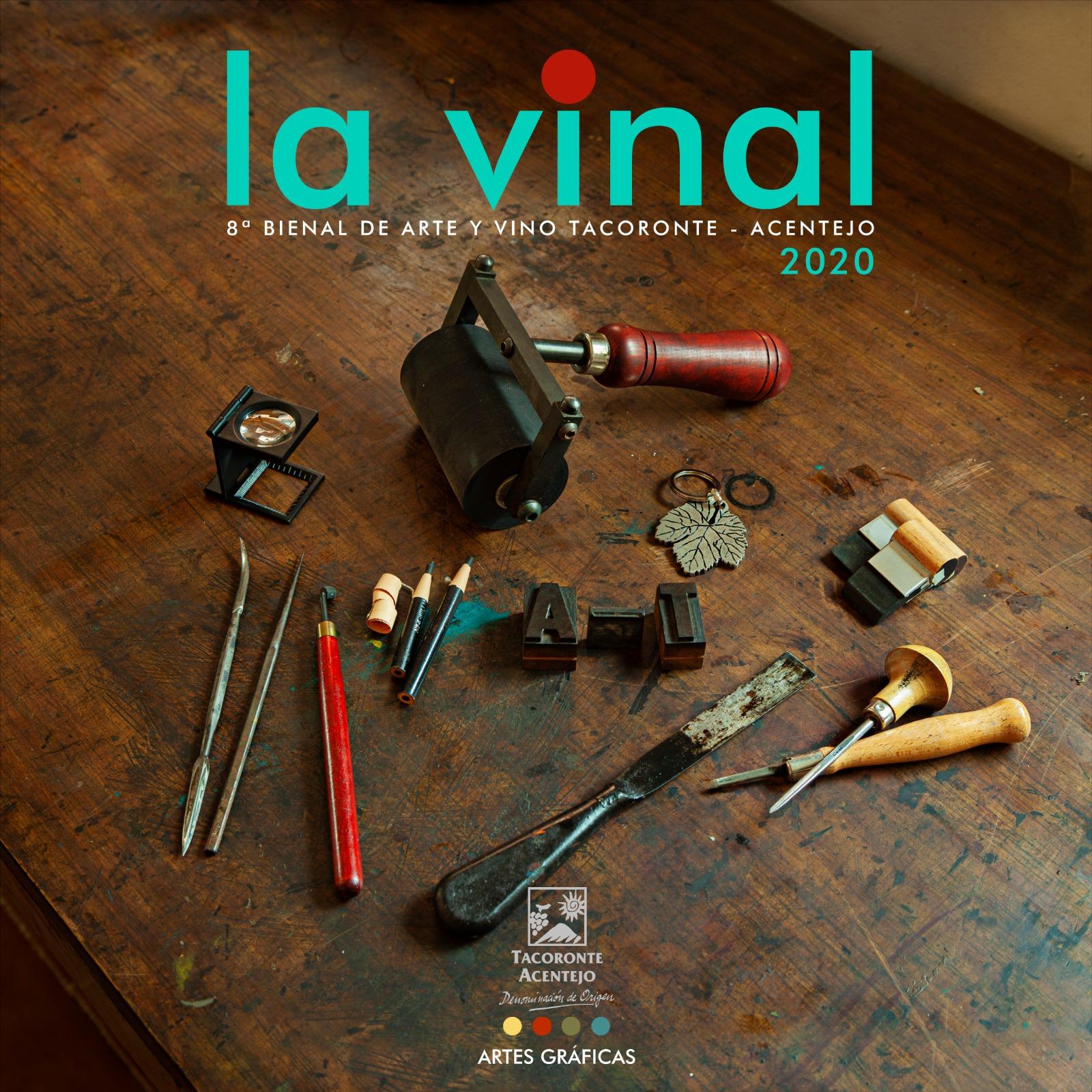 Catálogo La Vinal Tacoronte-Acentejo disponible on-line